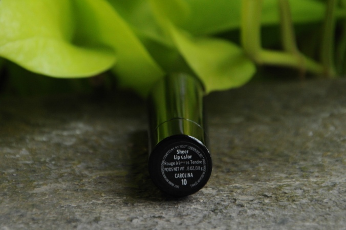 Bobbi Brown Sheer Lip Color Carolina (3 of 3)