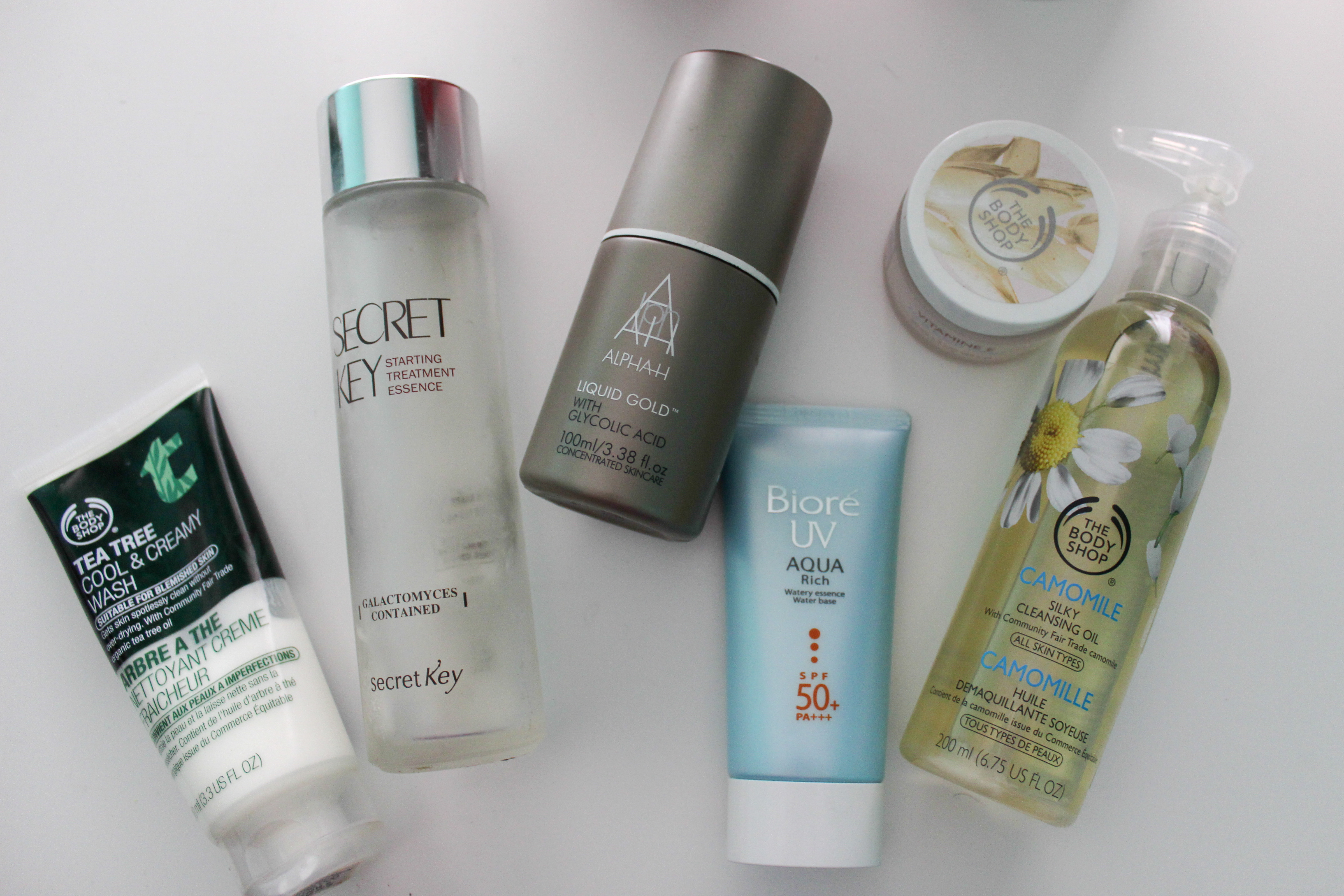 A Little About Skincare Infinitely Mine